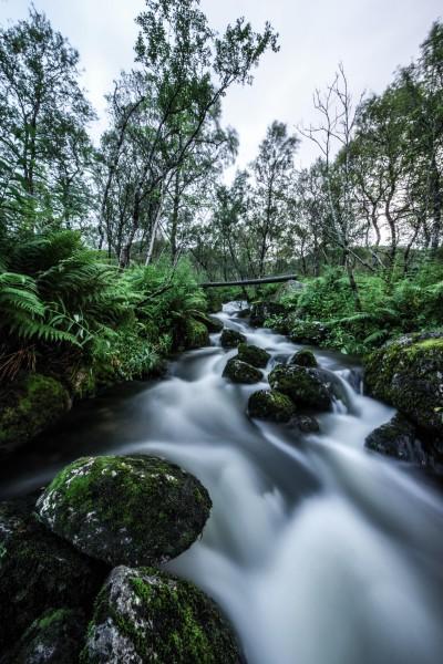 River Flow 90x140cm