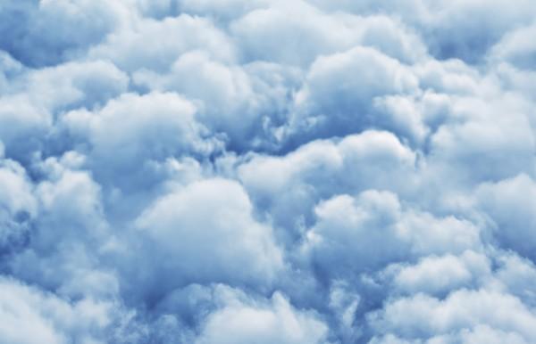 Clouds 140x90cm