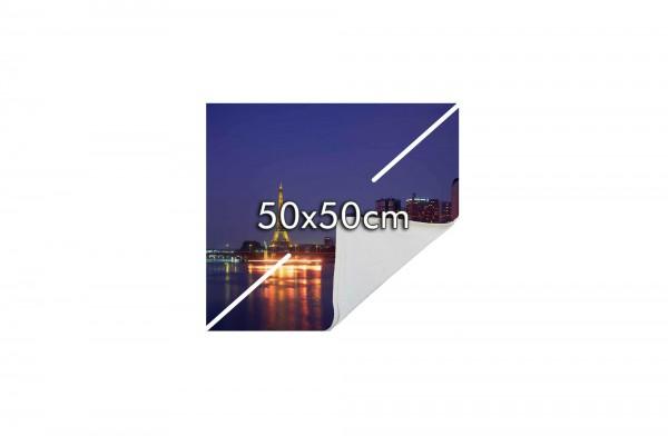 50 x 50 cm Wechselmotiv zur Nachbestellung (ohne Rahmen) Eigenes Motiv