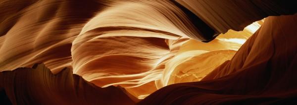 Antelope Canyon Bild im LED-Leuchtrahmen - Leuchtbilder von Lumiframes Bilder-rahmen poster rahmen kunst-drucke led-leuchten foto-rahmen leucht-kasten werbe-banner foto Leinwand-bild Wandbild Wand-deko